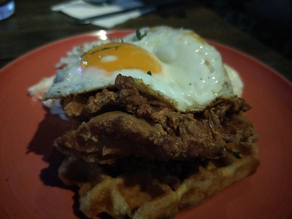 Chicken & Waffles Oriole