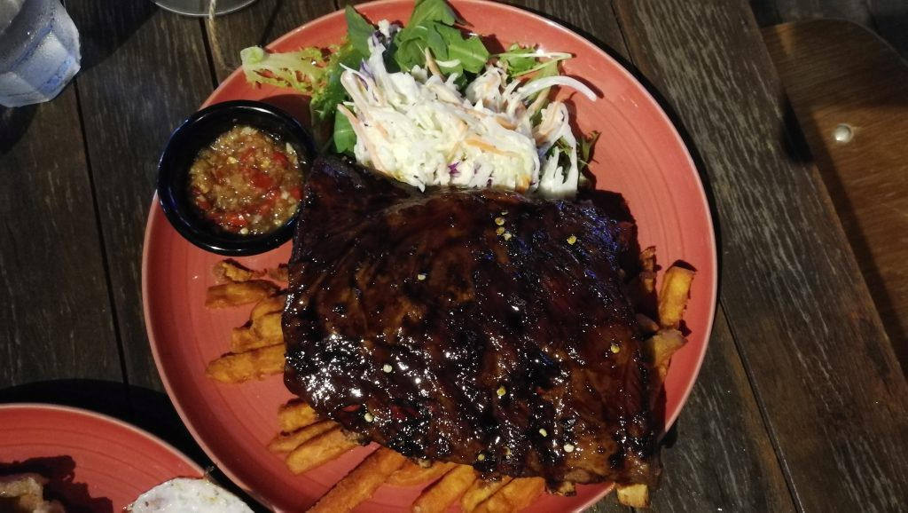 St Louis Pork Ribs Oriole